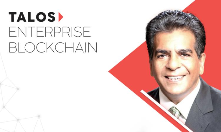 Minaz Sarangi, President of Talos Digital Blockchain