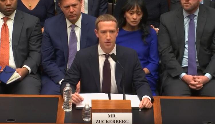 zuckerberg house hearing