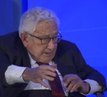 Henry Kissinger AI