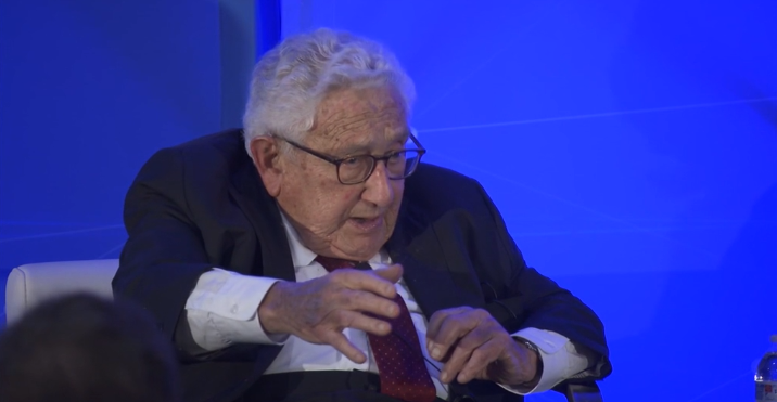 Google Is a Threat to Civilization' & 'Schmidt is One of My Best Friends':  Kissinger