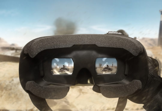 soldier vr goggles, 5g