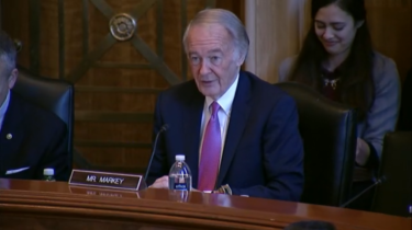 Senator Ed Markey