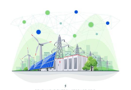 green energy blockchain