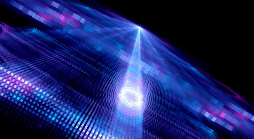 quantum data tunnel