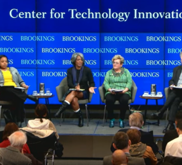 Brookings Institution AI Criminal Justice System