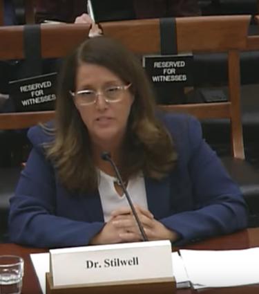 Dr. Ruth Stilwell