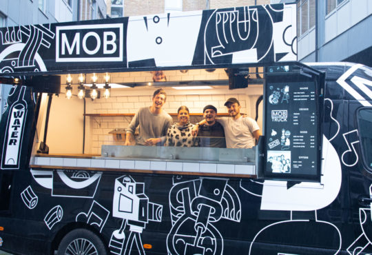 MOB Kitchen Food Truck