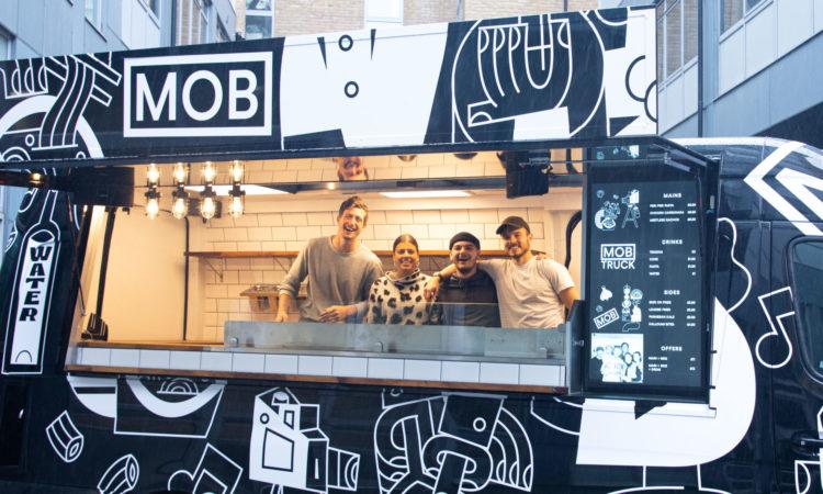 MOB Kitchen Food Truck