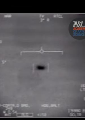 FLIR1 Nimitz Tic Tac UFO