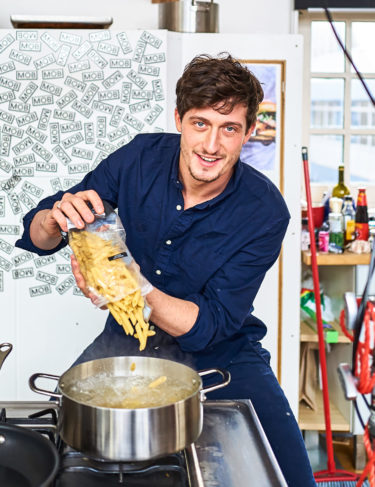 MOB Kitchen UK food startup.