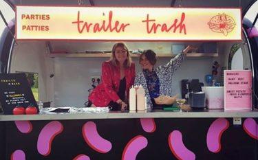 Trailer Trash Young entrepreneurship UK.