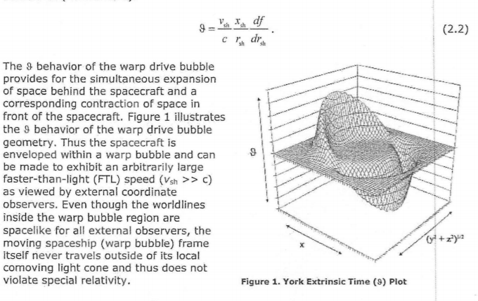 warp bubble