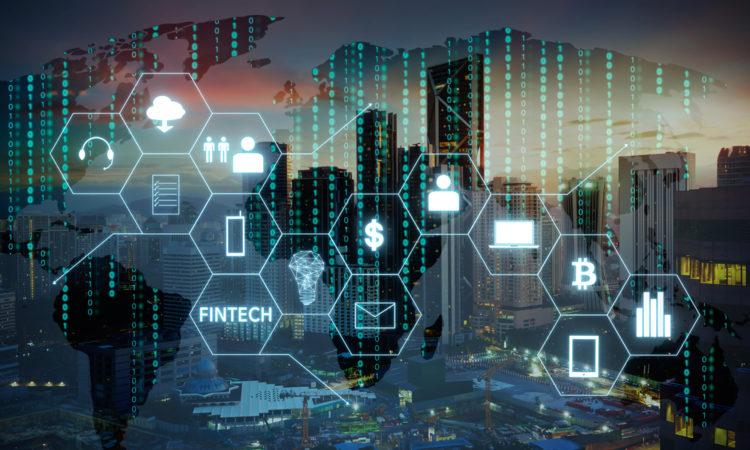 digital fintech map