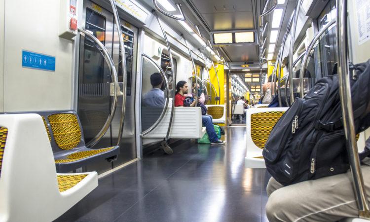 Sao Paulo metro, Brazil