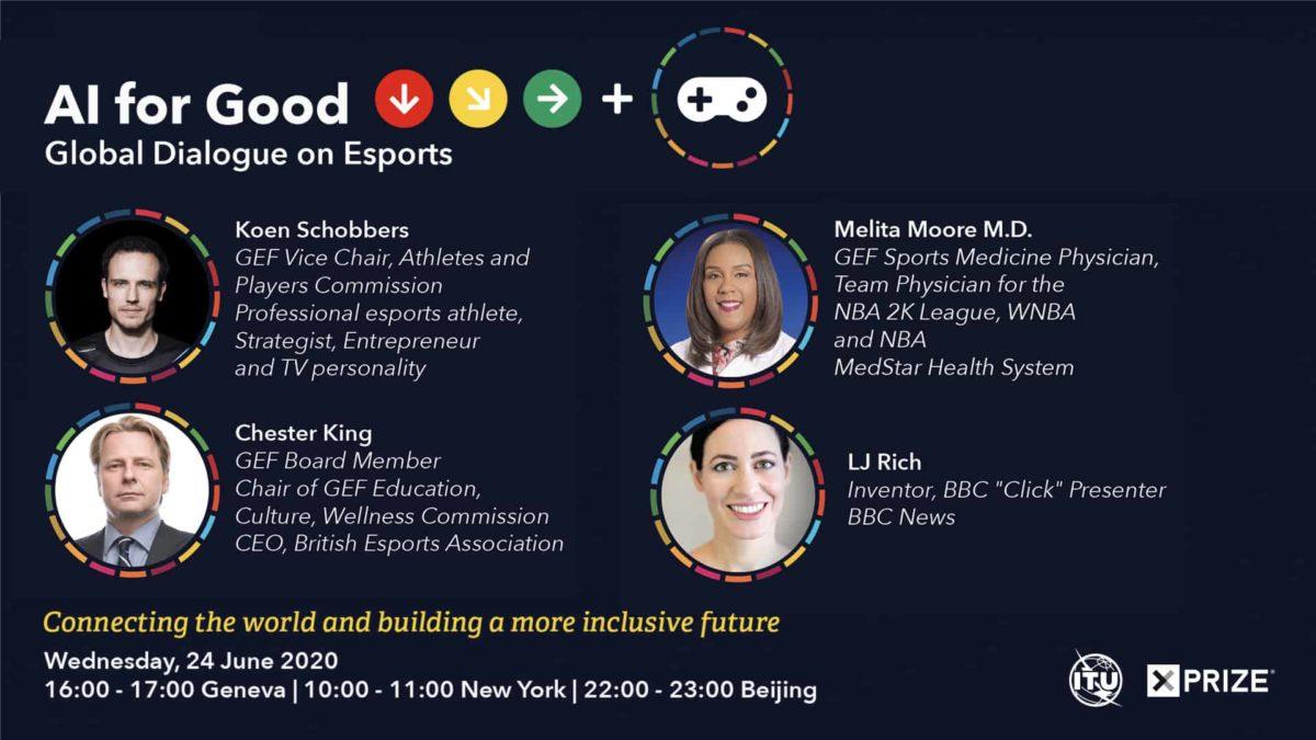 global dialogue esports