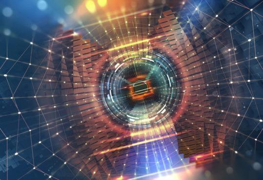 quantum collider