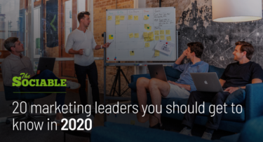 2020 marketing leaders