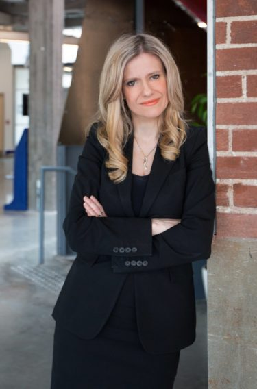 Sonya Shorey, Vice President, Marketing and Communications of Invest Ottawa