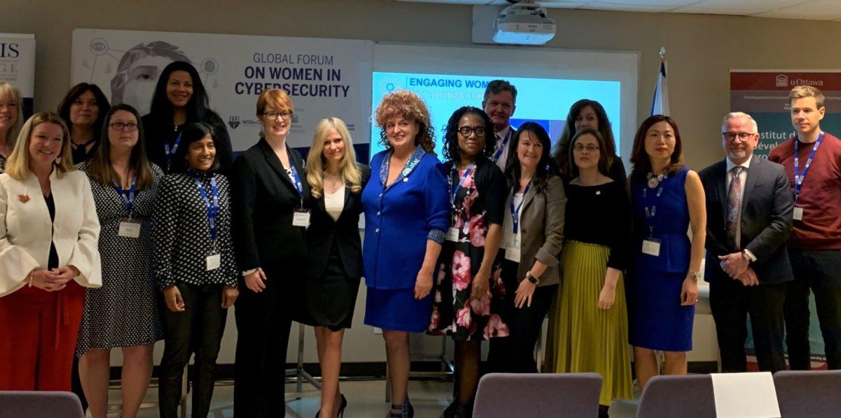 2020 Global Forum on Women in Cybersecurity
