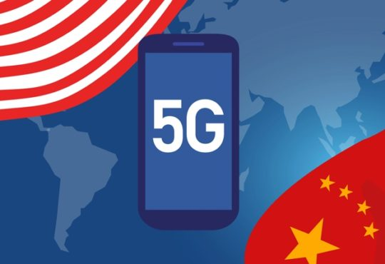 5g race china usa