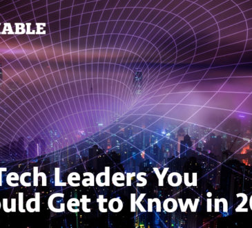 sociable 20 tech leaders