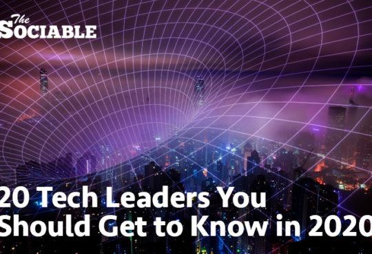 sociable 20 tech leaders