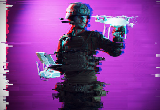 pentagon AI drone