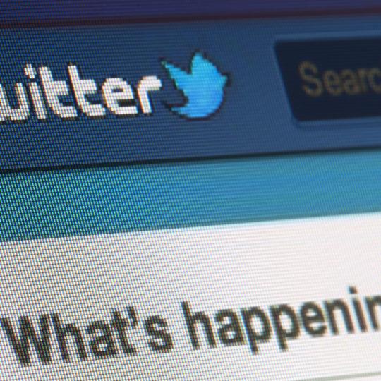 twitter hacked