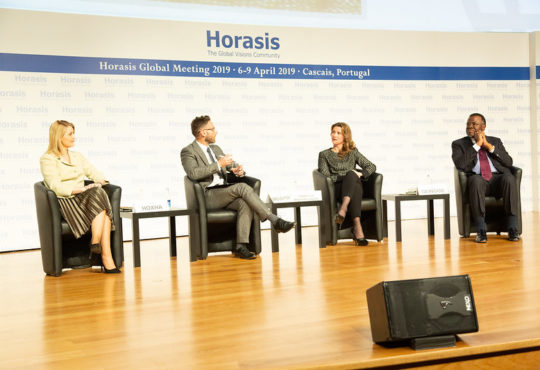 Horasis Global Meeting 2019 Panel