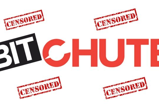 BitChute censored