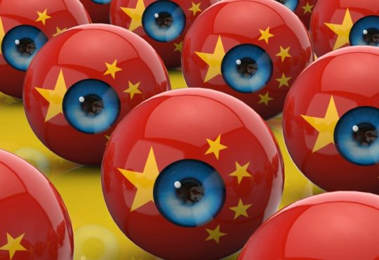 china digital authoritarianism