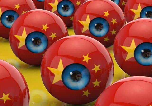 china digital authoritarianism