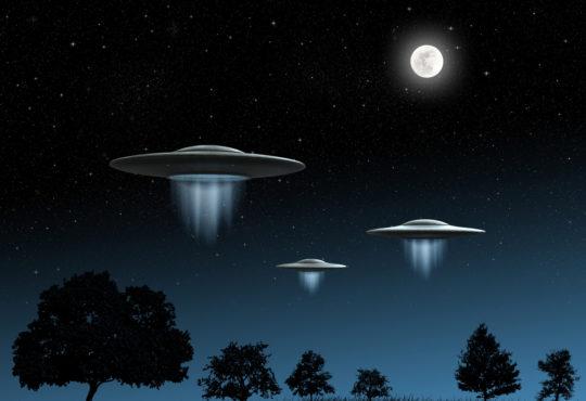 ufo technology