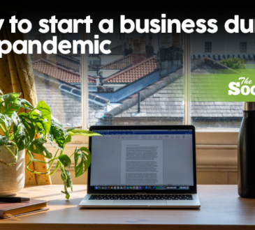 How to start a business during the pandemic
