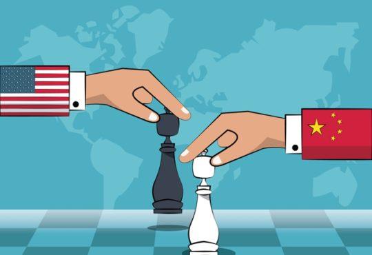 america china strategy