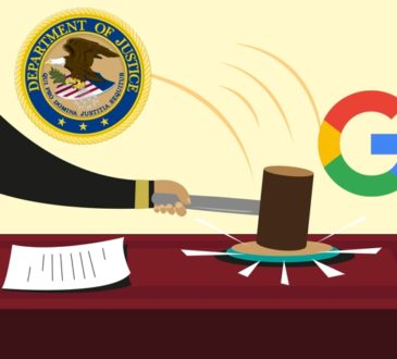 doj antitrust google