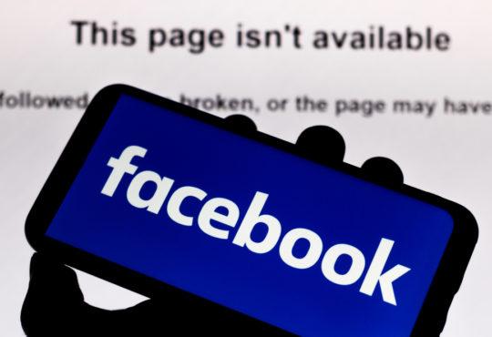 social media banned account