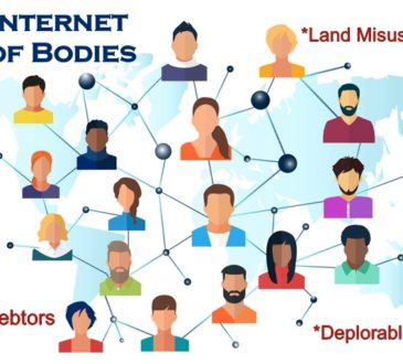 internet of bodies surveillance