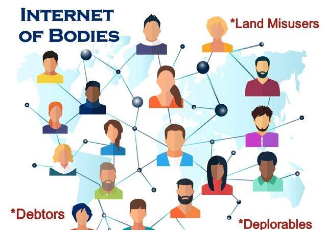 internet of bodies surveillance