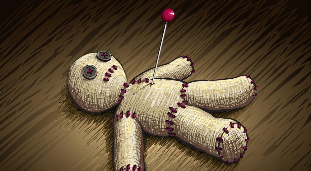 great reset digital identity voodoo doll