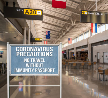 covid passport travel
