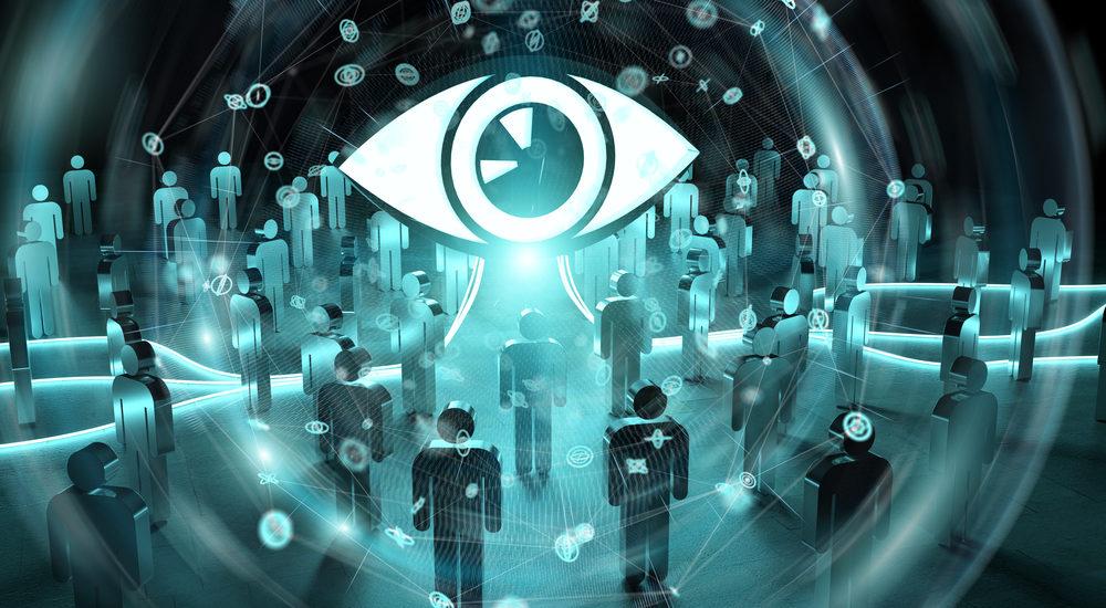 surveillance state, great reset