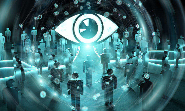 The Great Reset Will Dramatically Expand the Surveillance State via Real-Time Tracking': Ron Paul