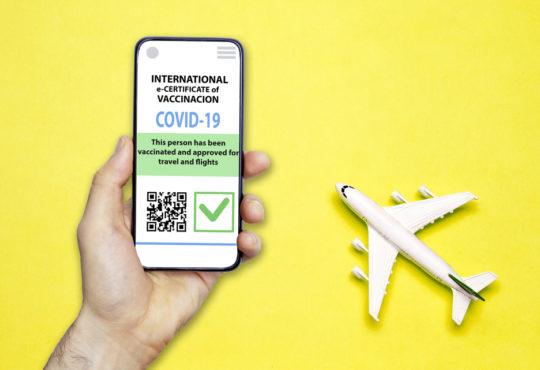 covid passport, vaccine passport