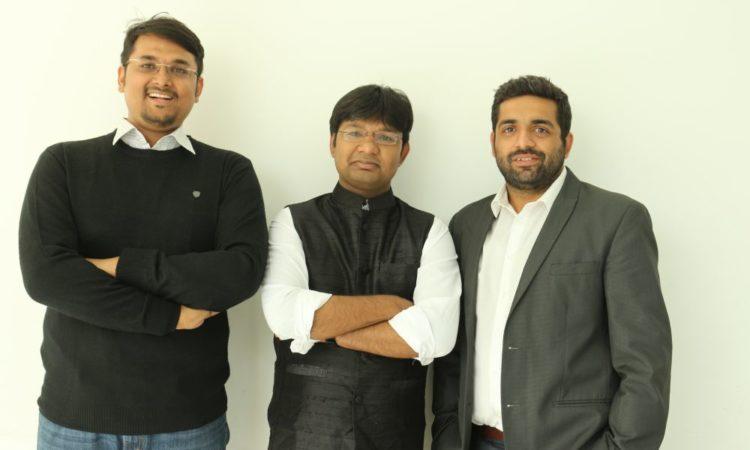 Innovaccer's co-founders (L to R) Sandeep Gupta, Abhinav Shashank, and Kanav Hasija (Image credit: Innovaccer)