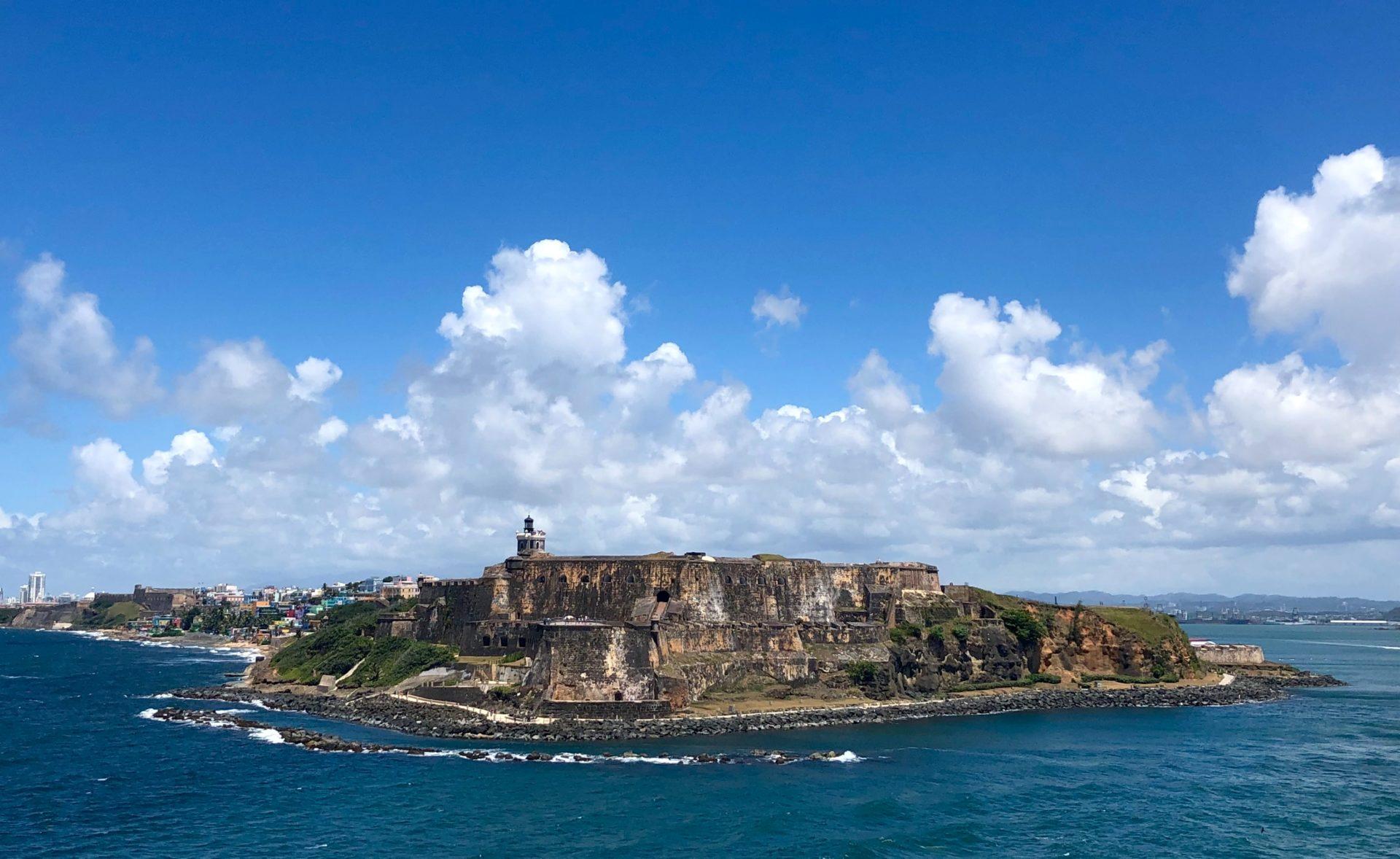 San Juan, Puerto Rico (Image credit: Stephanie Klepacki on Unsplash)