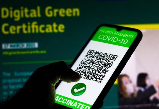 vaccine passport digital identity