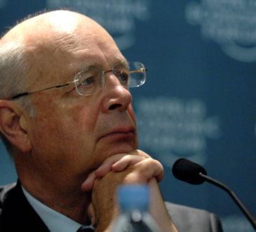 Klaus Schwab, WEF