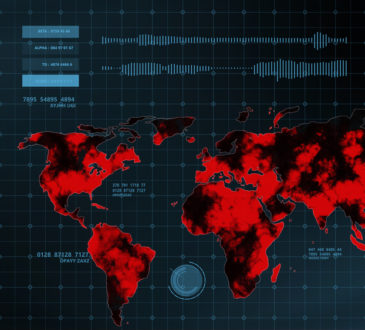 internet outage, cyber pandemic