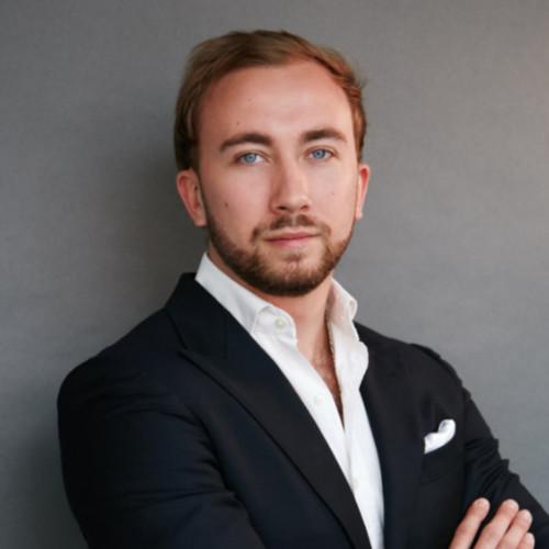 Francisco Schmidberger, co-founder at LINK (Image source: LinkedIn)